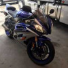 Yamaha r6 2015 legal