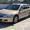 HONDA ACCORD EXL 2006 UNICO DUENO Super Oportunidad